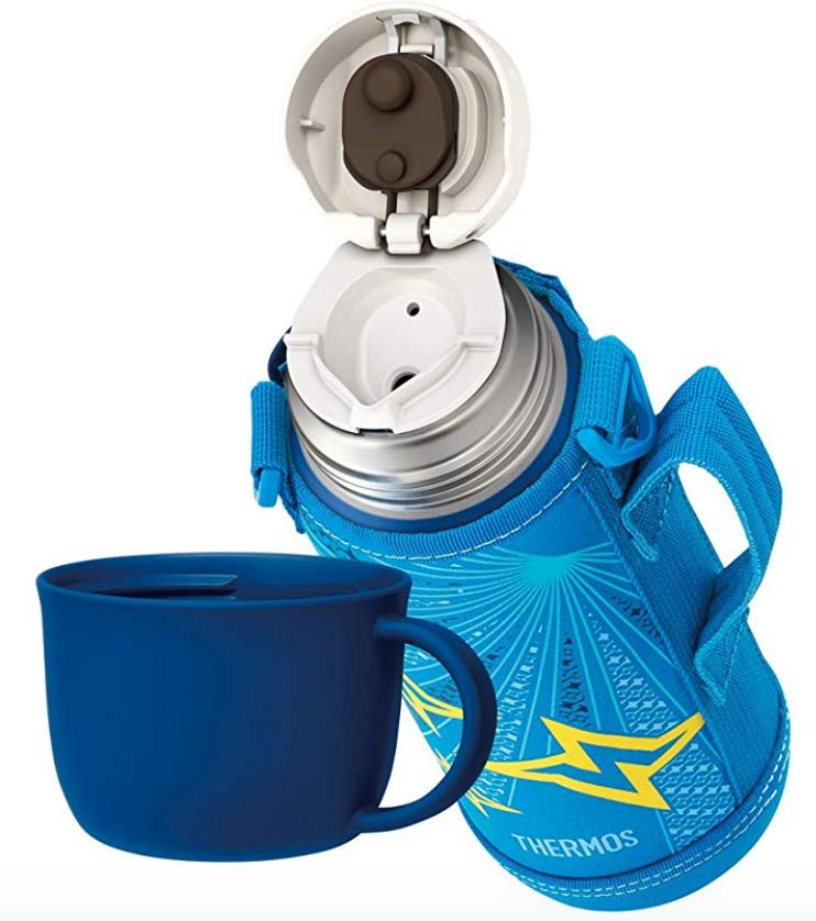 子供用の水筒(コップ型)