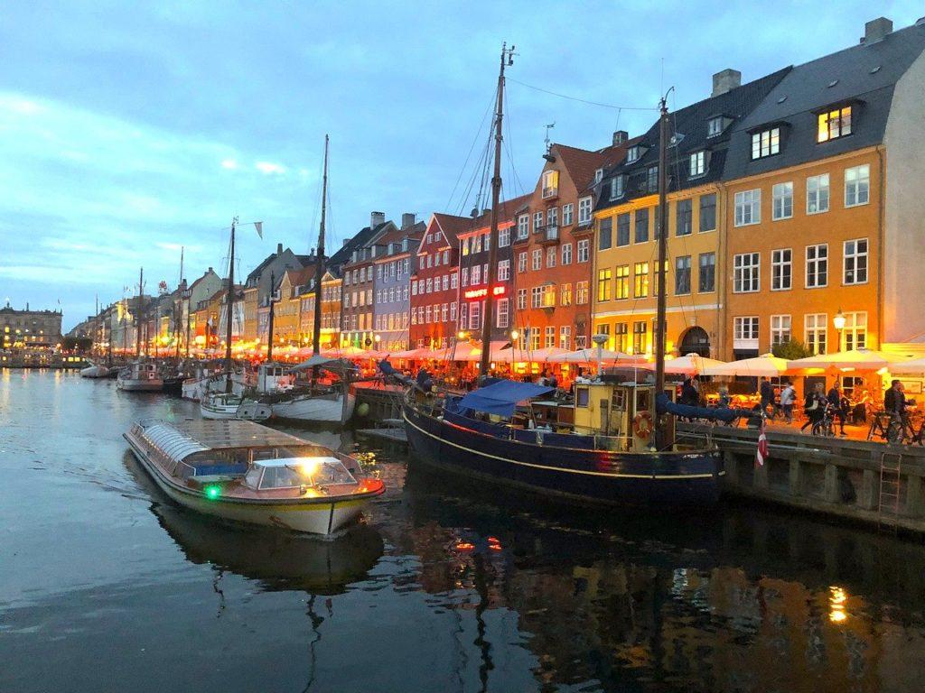 デンマーク/コペンハーゲンの風景